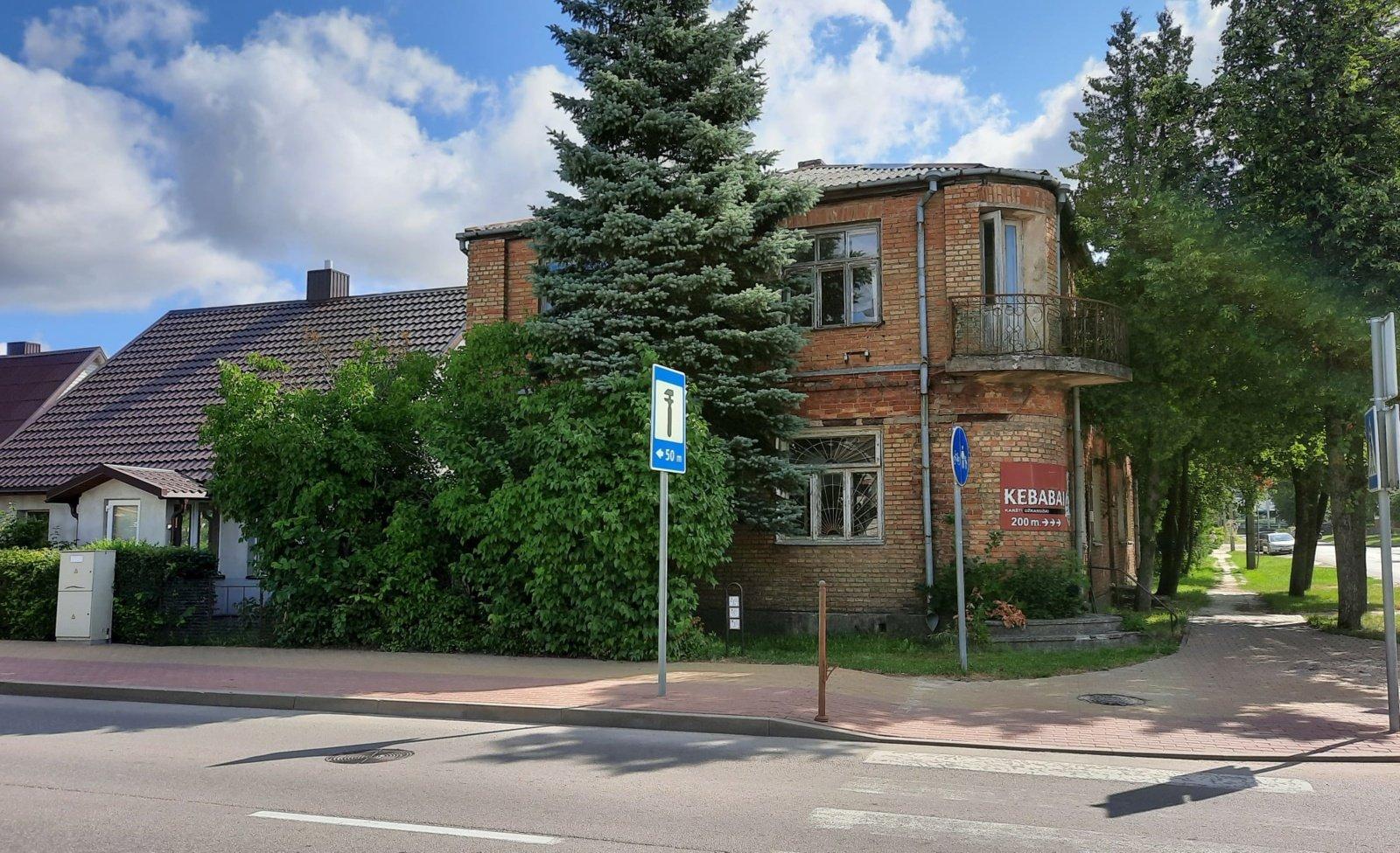 Rekonstrukcija Rokiškyje nepažeis senamiesčio autentikos