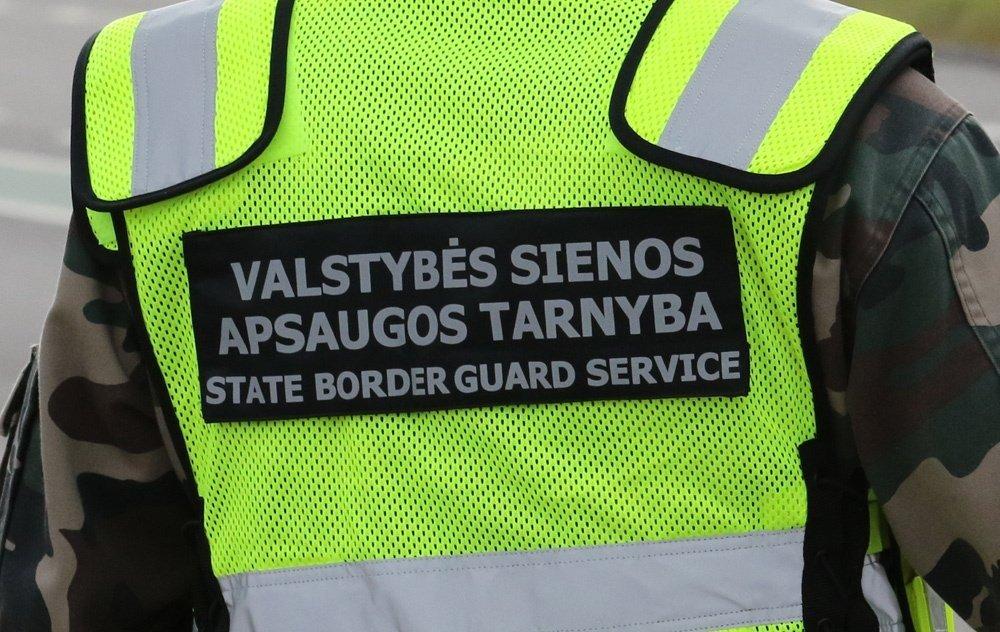 Policija pradėjo tyrimą dėl per incidentą Rūdninkuose nukentėjusių VST pareigūnų
