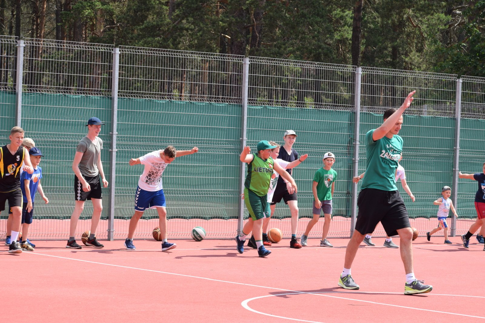 Kviečia registruotis į Pauliaus Jankūno vardo krepšinio turnyrą Varėnoje