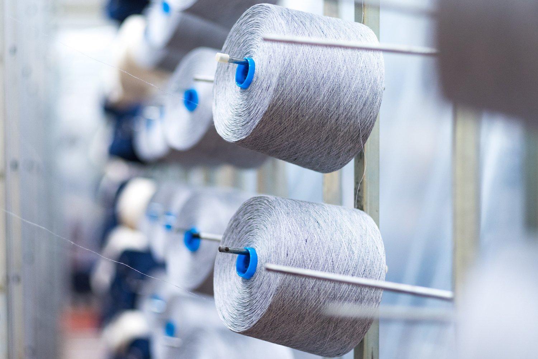 """Užsakomoji """"Utenos trikotažo"""" gamyba per pusmetį augo 8 proc."""