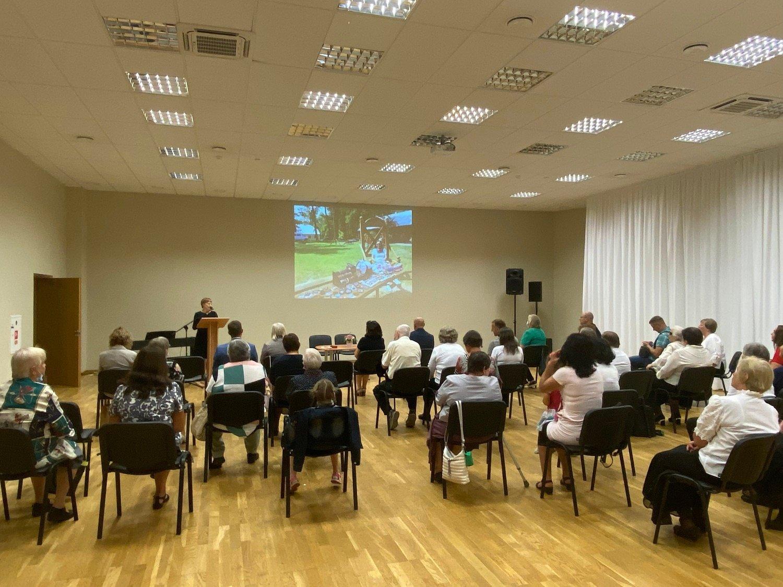 Savivaldybės vadovai džiaugėsi LASS Prienų filialo veikla