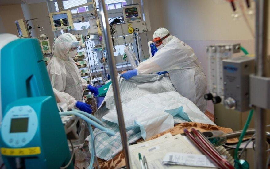 Alytaus ligoninė sulaukė prašymo atnaujinti Covid skyrių darbą
