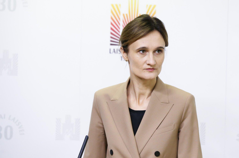 V. Čmilytė-Nielsen: iniciatyvą dėl žalos kompensavimo patyrus skiepo šalutinį poveikį svarstyti verta