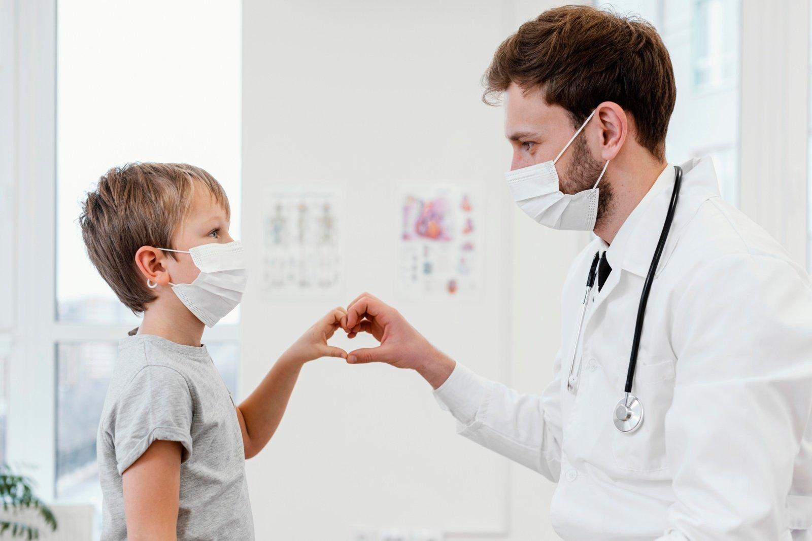 Ligonių kasos ragina pasirūpinti vaiko sveikatos pažymėjimais