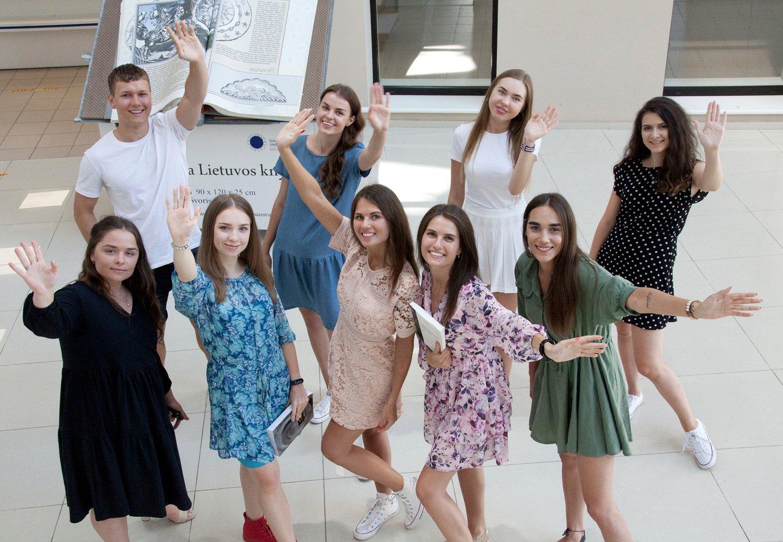 Prasideda papildomas priėmimas: stojantiesiems į VU Šiaulių  akademiją – valstybės finansuojamos vietos ir net 300 eurų stipendijos!