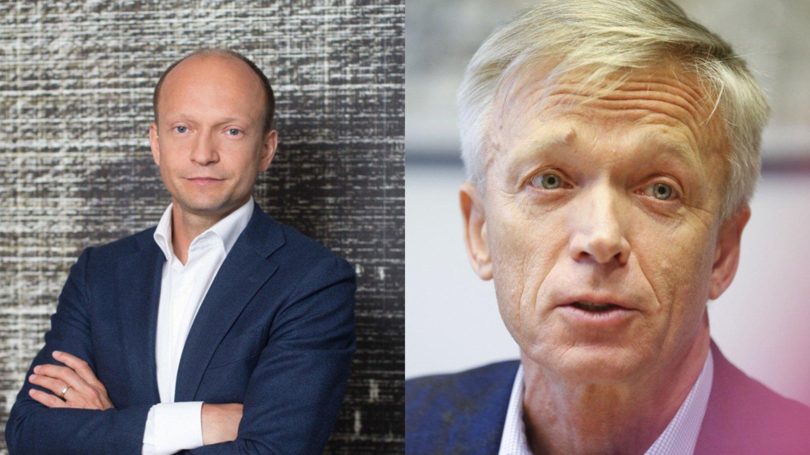 Įtakingiausi verslo atstovai – N. Mačiulis ir A. Avulis