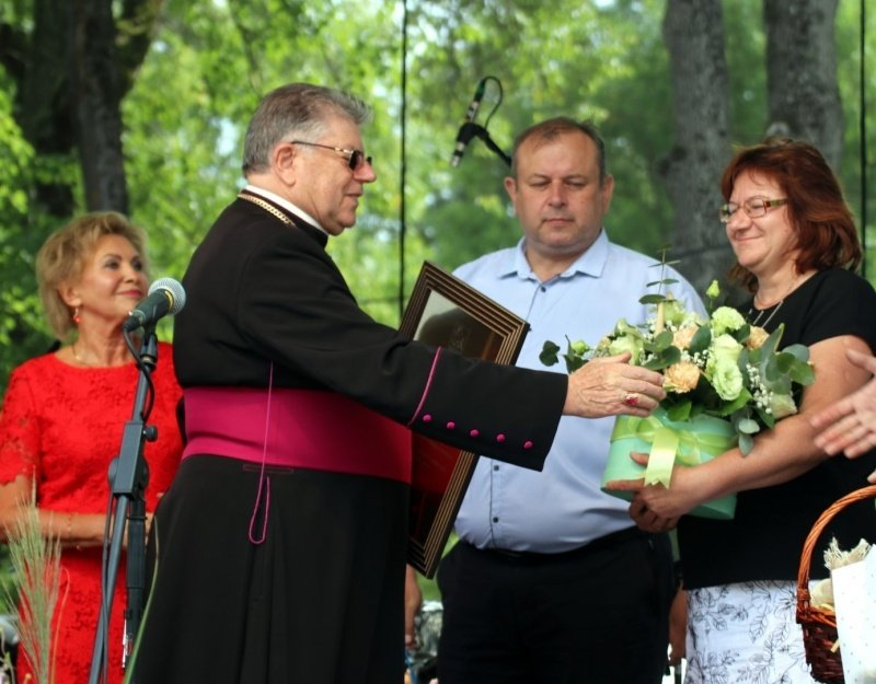 Sėlių aikštėje įteikta Dominyko Bukonto premija