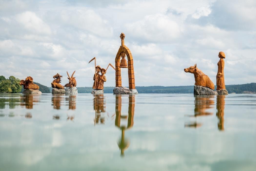 Lietuviškoji Atlantida atgaivina užlietas ir užpustytas autentiškas istorijas