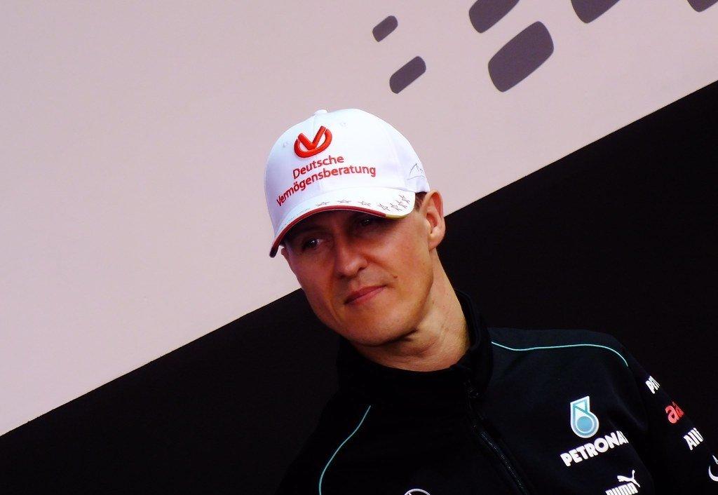 M. Schumacherio šeima atskleidė, kaip jaučiasi lenktynininkas