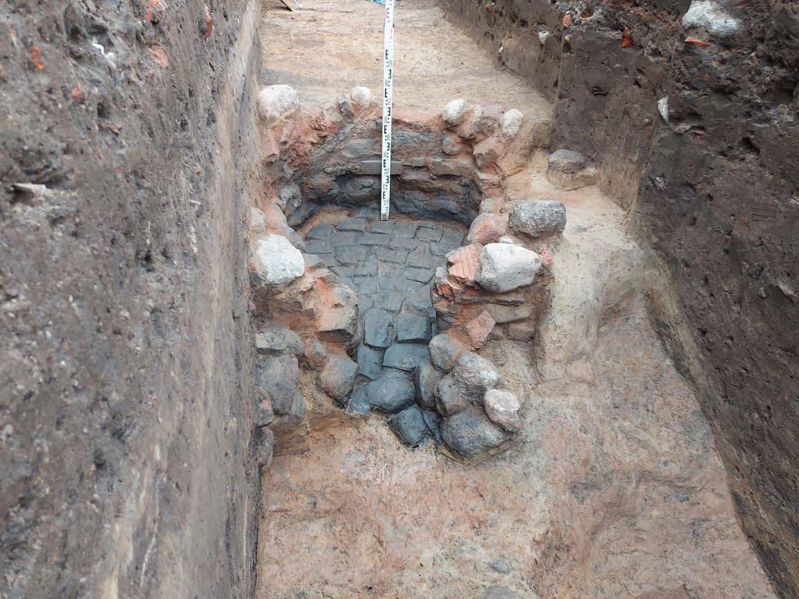Archeologinių tyrimų metu Biržuose rastas neįprastas radinys