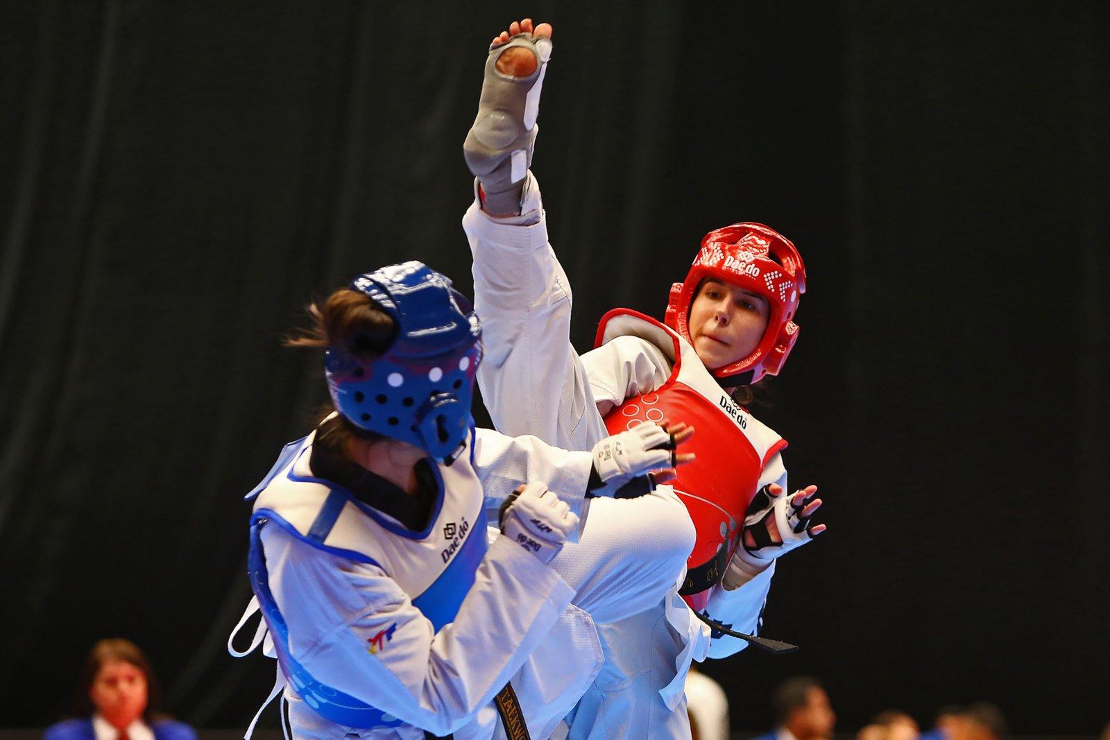 Klaudija suklupo prieš būsimąją čempionę