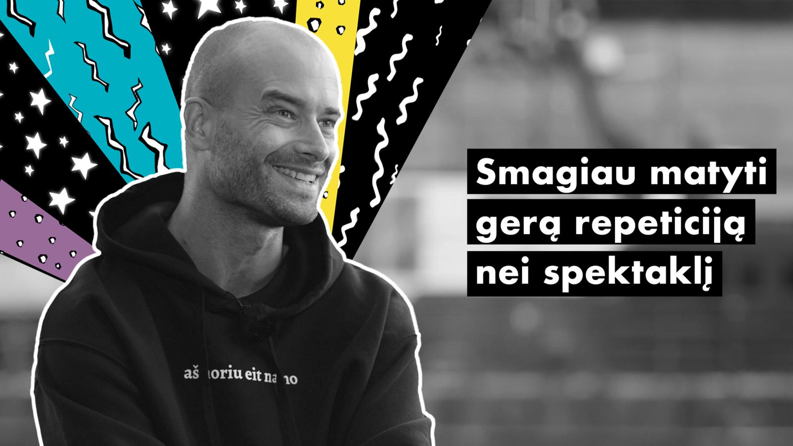 """#UNIKALU. A. Špilevojus: """"Kasdien bandau sau atsakyti, kas aš esu"""""""