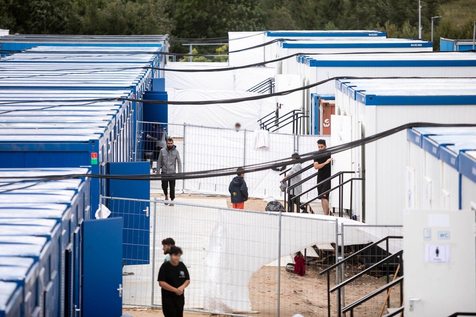 A. Bilotaitė mano, kad migrantų krizės pabaigą numatyti sudėtinga: reikėtų paklausti, kada A. Lukašenka planuoja tai užbaigti