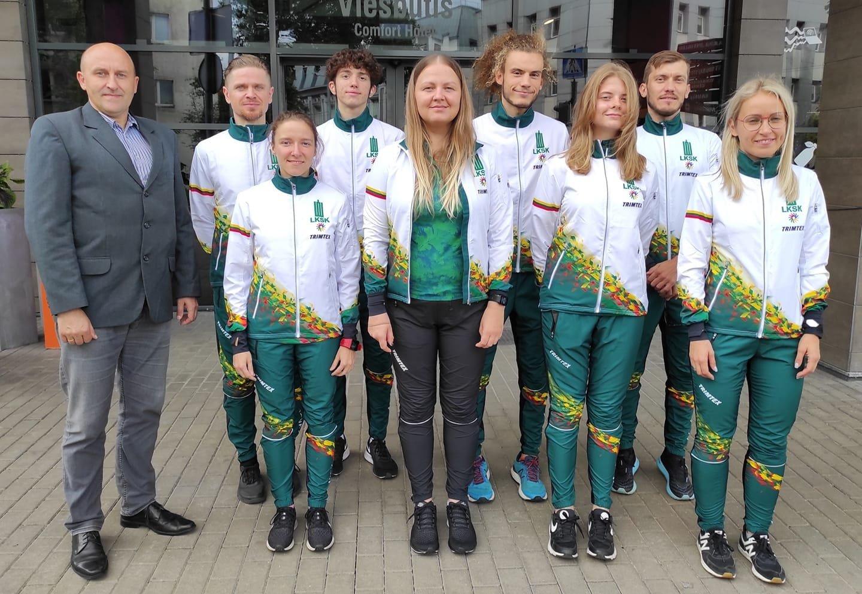 Lietuvoje pirmą kartą organizuojamas Europos kurčiųjų orientavimosi sporto čempionatas