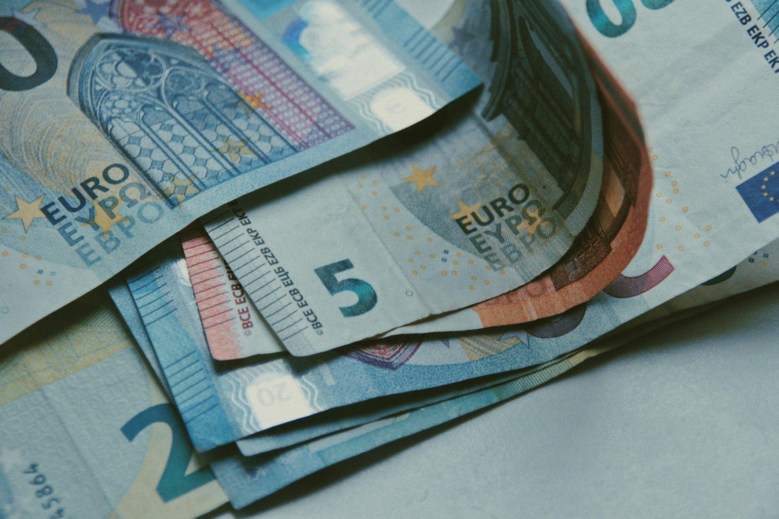 Lietuvių sukauptas finansinis turtas – 4 kartus mažesnis už ES vidurkį
