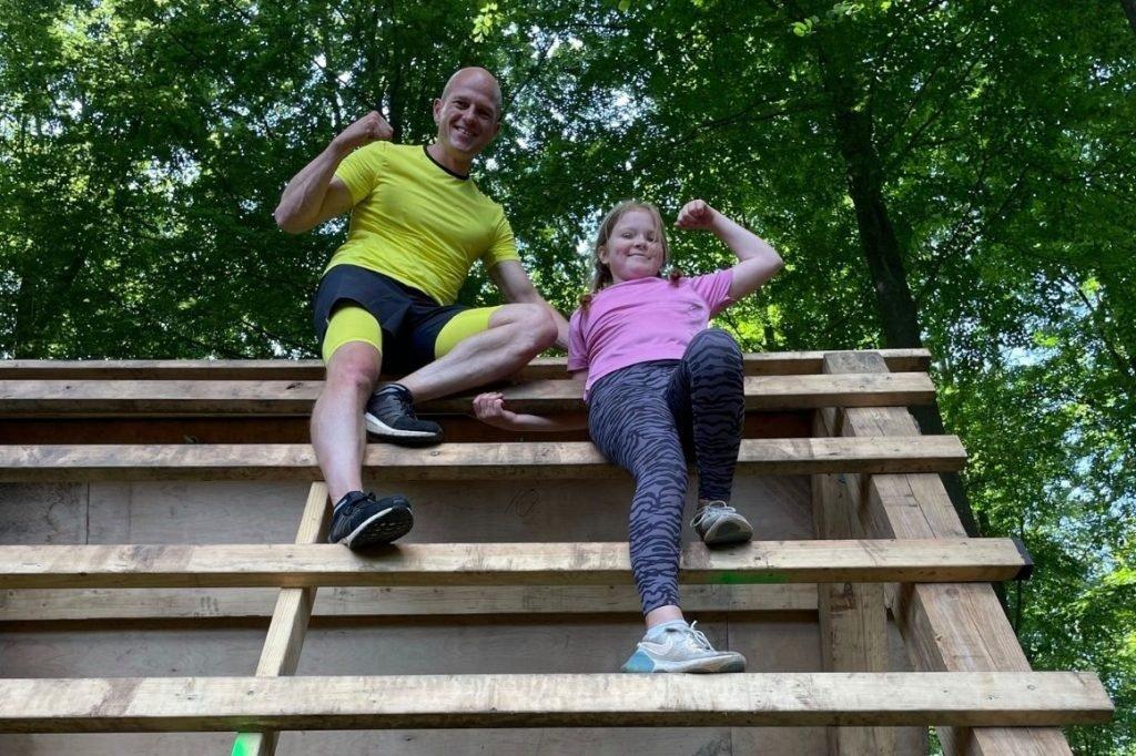 Ekstremaliame bėgime Kazlų Rūdoje – nemokama paelja ir nuotykiai visai šeimai