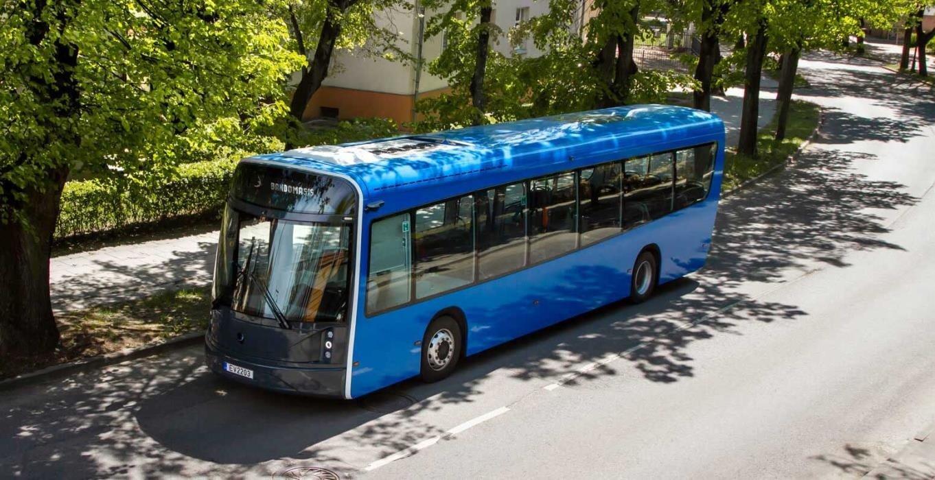Kauno rajonas žvalgosi į elektrinius autobusus
