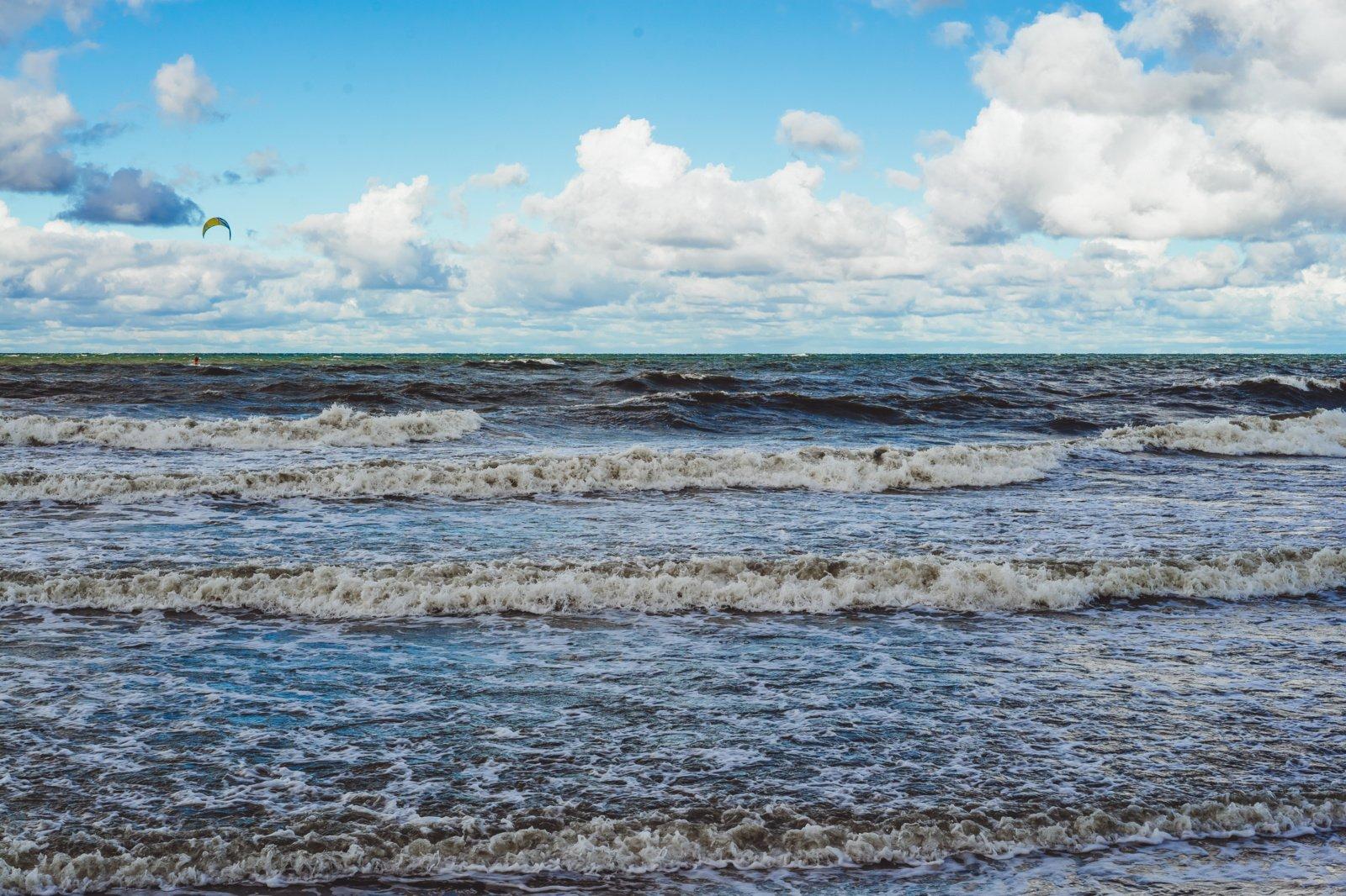 """""""Negyvoji zona"""" Baltijos jūroje – viena didžiausių pasaulyje"""