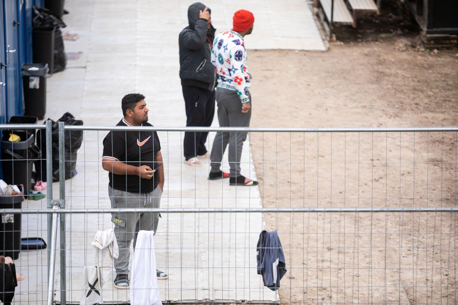 Lietuva ragina Iraką aktyviau įsitraukti į migrantų priverstinio grąžinimo procesus