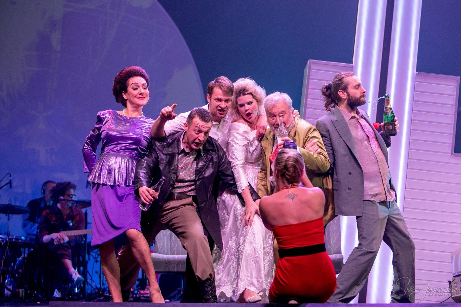 Valstybiniam Šiaulių dramos teatrui – 90 metų