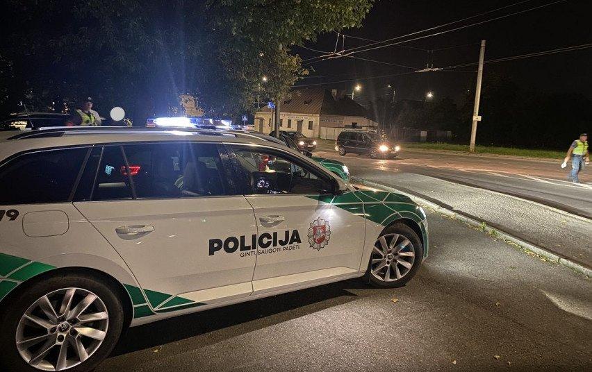 Kauno apskrities keliuose eismo taisyklių pažeidėjų nemažėja