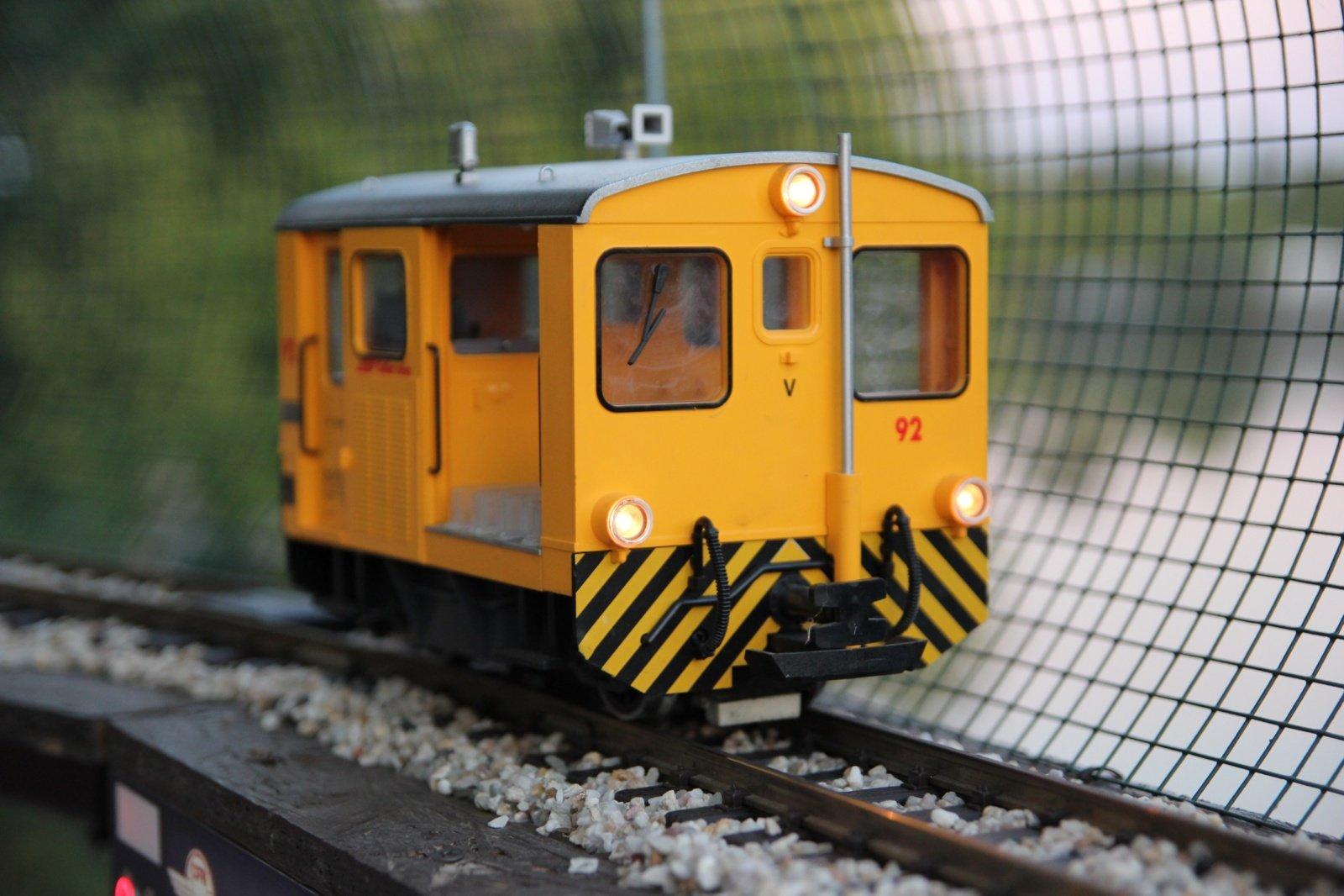 Jeigu jūsų vaikas svajoja būti traukinio mašinistu...