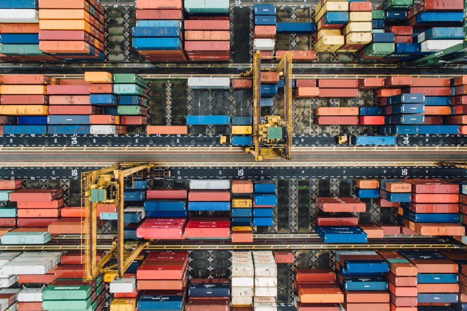 Per metus eksportuotų prekių kainos padidėjo 7,1 proc., importuotų – 13,9 proc.