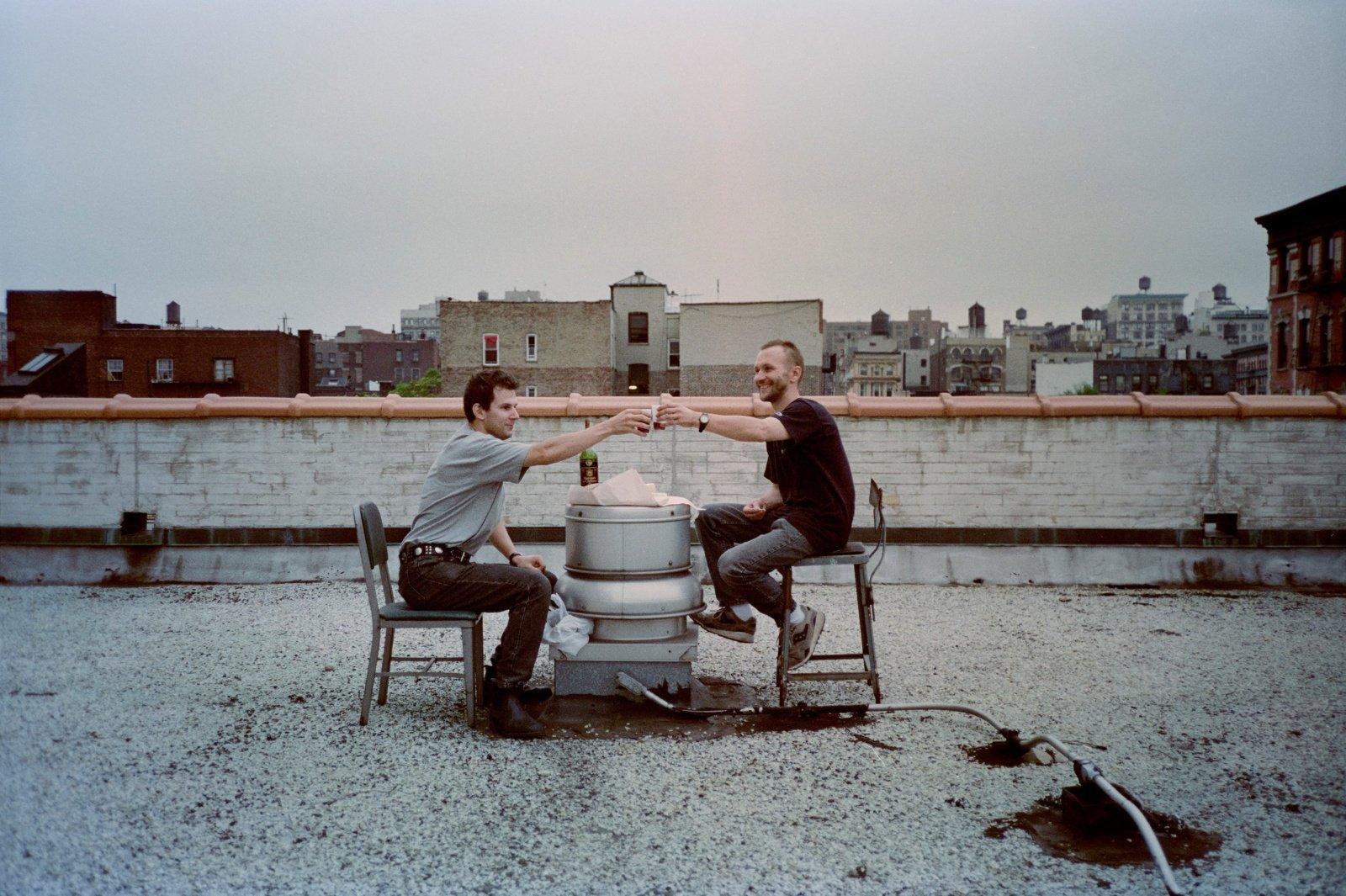 """Fotografijos muziejus kviečia į Rolando Andrijausko fotografijų parodą """"Susitiksim Antologijoj"""""""