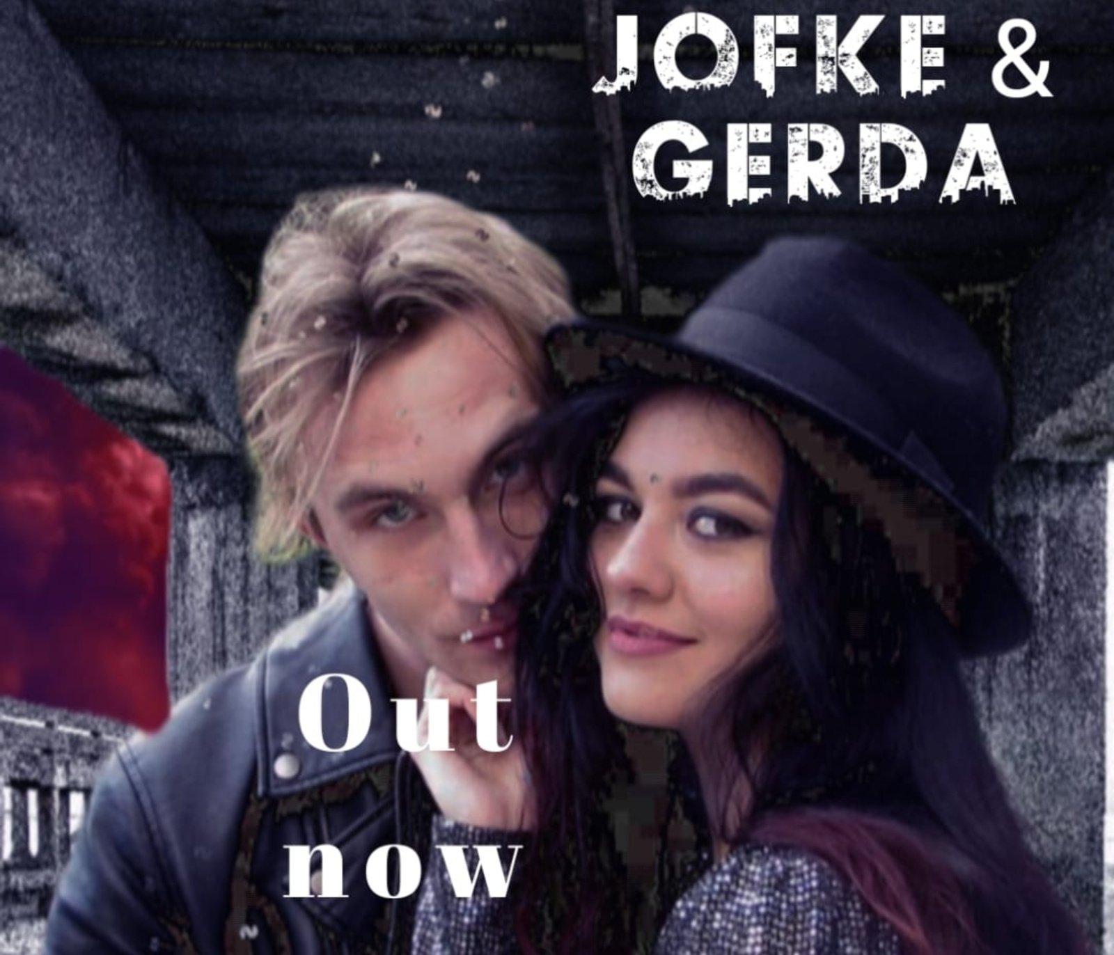 Gerda Zaptoriūtė kartu su vyru pristato dainą