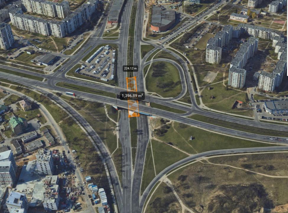 Sostinės Ukmergės gatvės atkarpoje metus bus ribojamas greitis