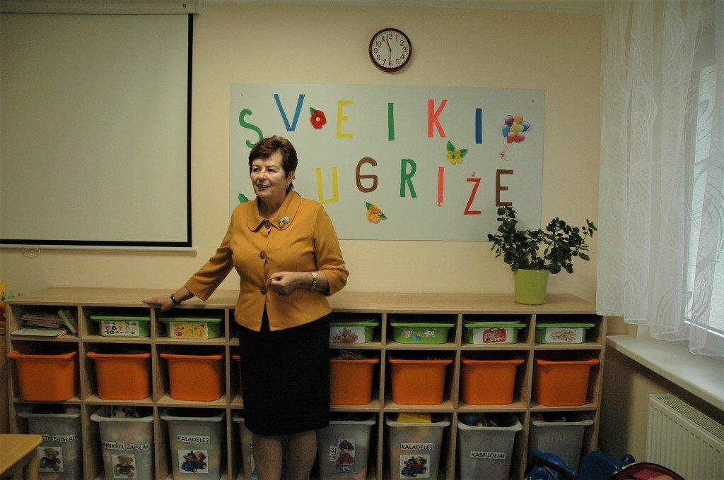 """Gelgaudiškio """"Šaltinio"""" specialiojo ugdymo centro pedagogės: svarbu atrakinti kiekvieno vaiko širdį"""