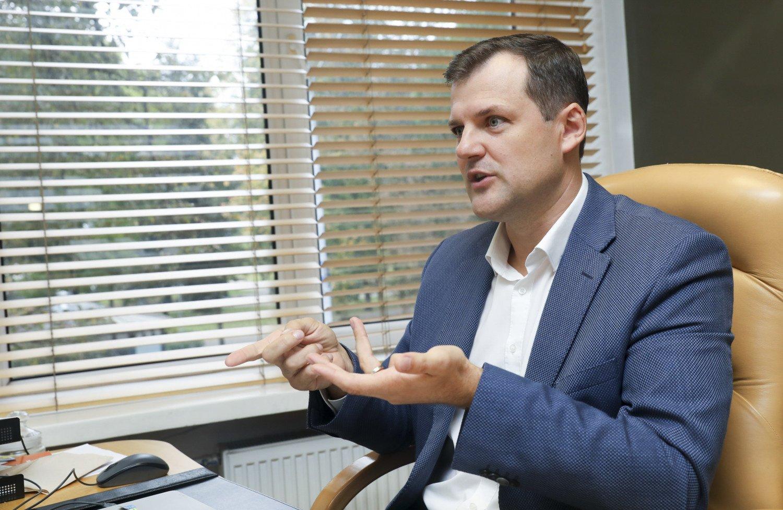 G. Paluckas: panašu, kad I. Šimonytės Vyriausybė atstovauja tik labai turtingiems žmonėms