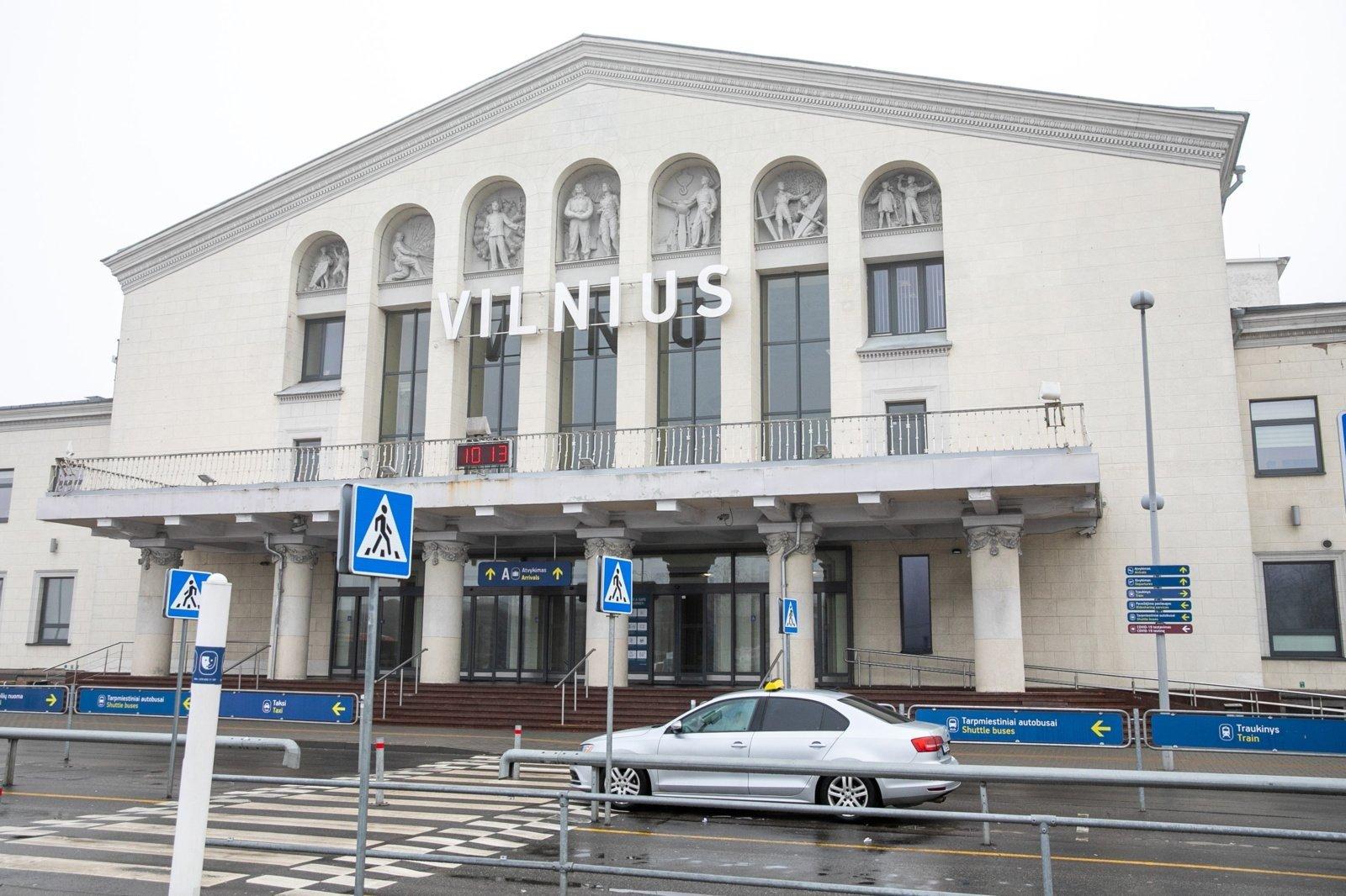 Naujasis Vilniaus oro uosto išvykimo terminalas turėtų būti įrengtas iki 2024 metų