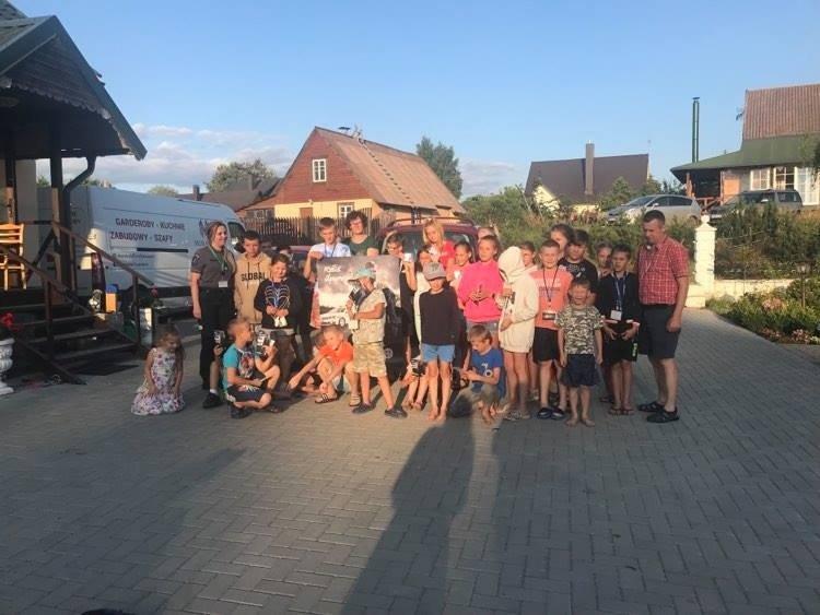 Vasaros atostogos su Dievo gailestingumo bendruomene