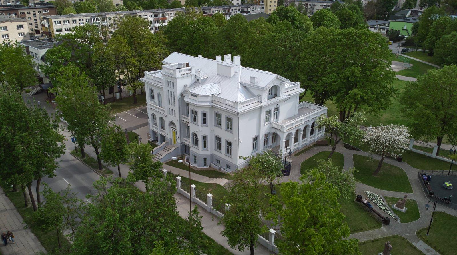 Europos paveldo dienose – dėmesys restauruotiems Venclauskių namams