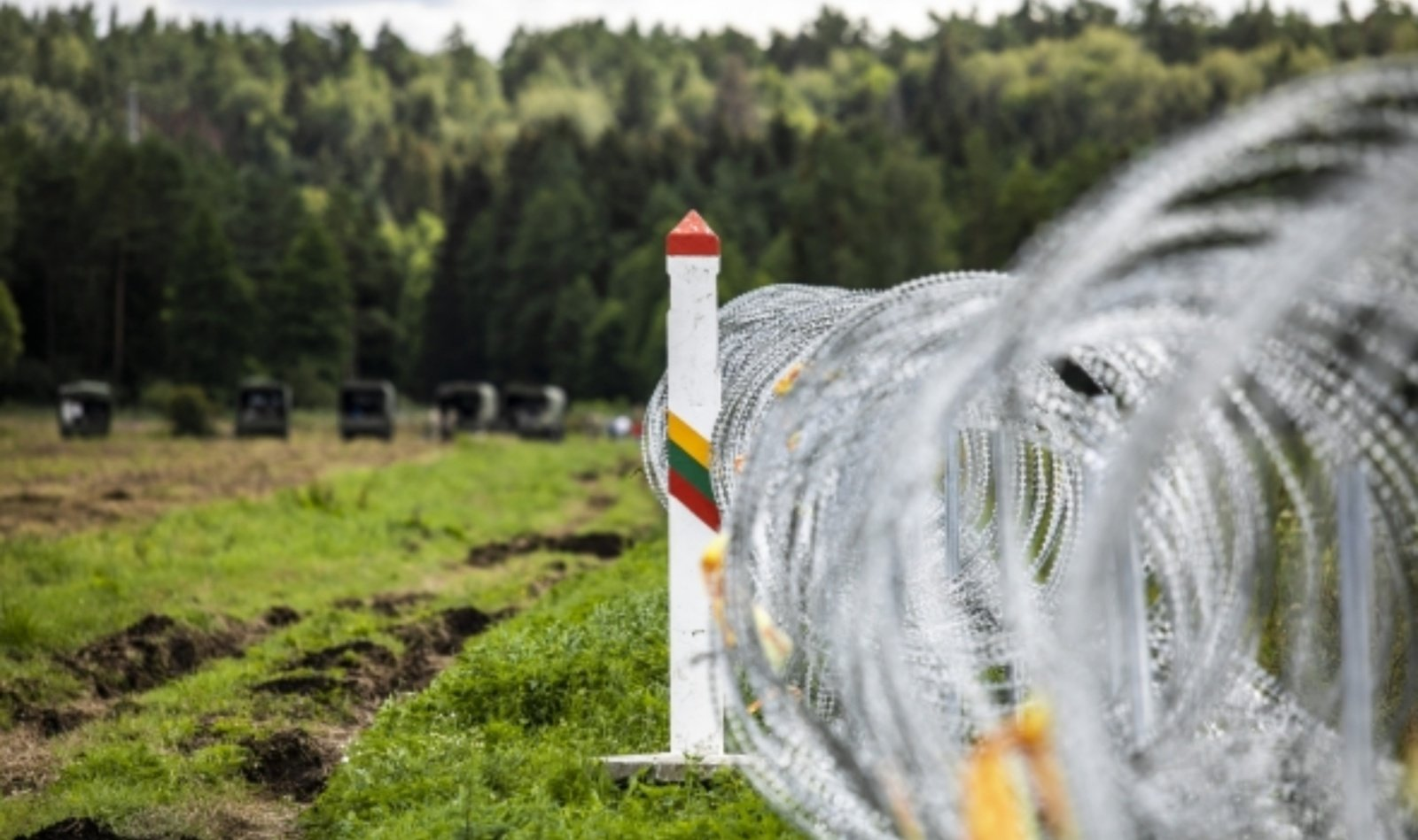 Pradėtas ikiteisminis tyrimas dėl EŽTT minimų afganistaniečių slėpimo Lietuvoje
