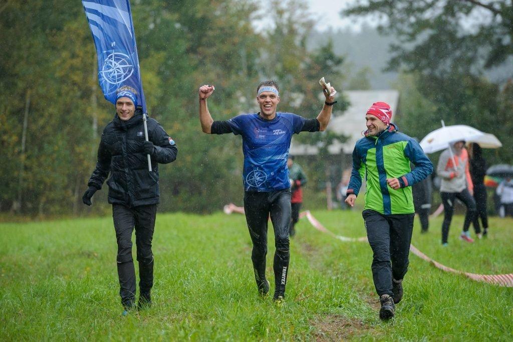 Lietuvos orientavimosi sporto čempionate – dvigubas rinktinės lyderio triumfas