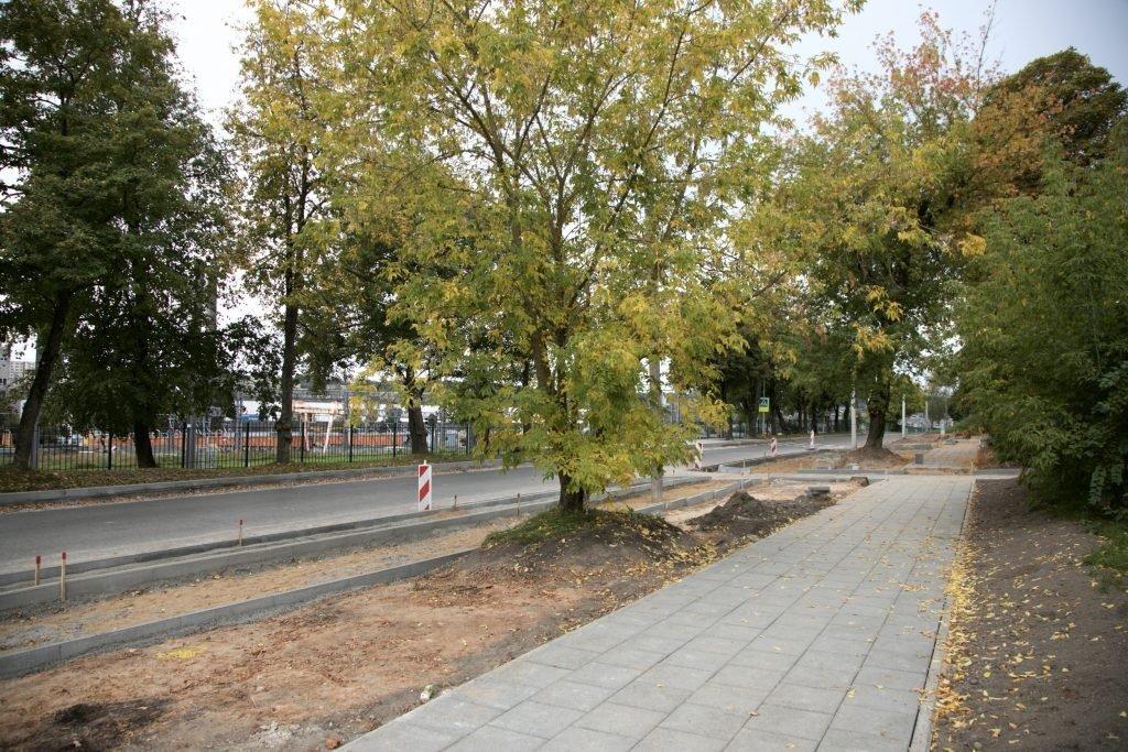 Ramus eismas bus užtikrintas dar trijose sostinės gatvėse