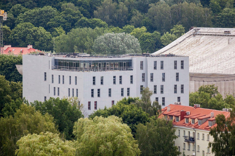 Teismai dėl Maskvos namų Vilniuje baigti