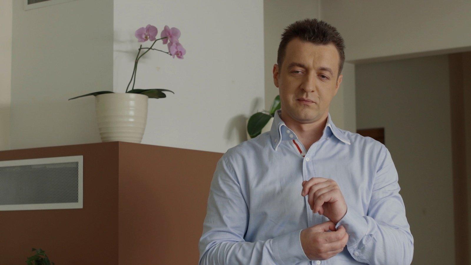 Aktorius Josif Baliukevič ryžosi išskirtiniam interviu: tu niekada nežinai, kada viskas baigsis