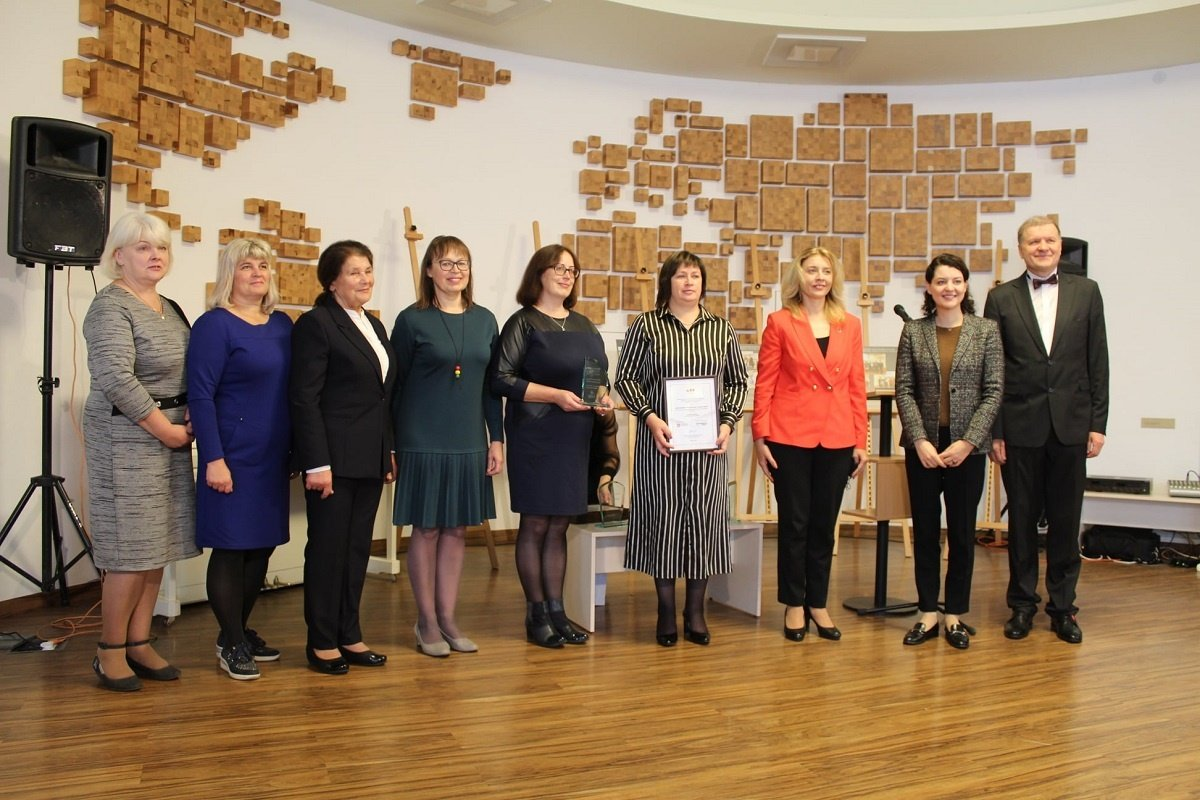 Betygalos seniūnijai įteikta bendruomeniškiausios seniūnijos nominacija