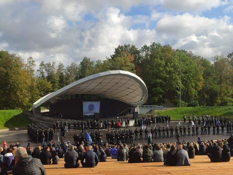Šiauliuose vyksta policijos ir visuomenės šventė