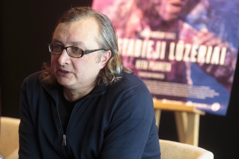 Lietuvos kinematografininkų sąjungos pirmininku perrinktas kino režisierius A. Matelis