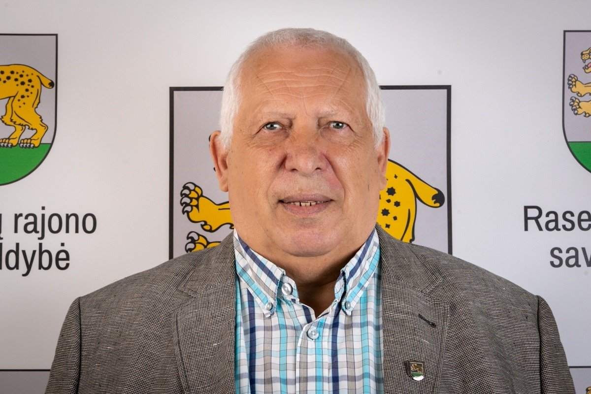 """Gediminas Kazys Galubauskas siūlomas """"Auksinės krivūlės riterio"""" apdovanojimui"""