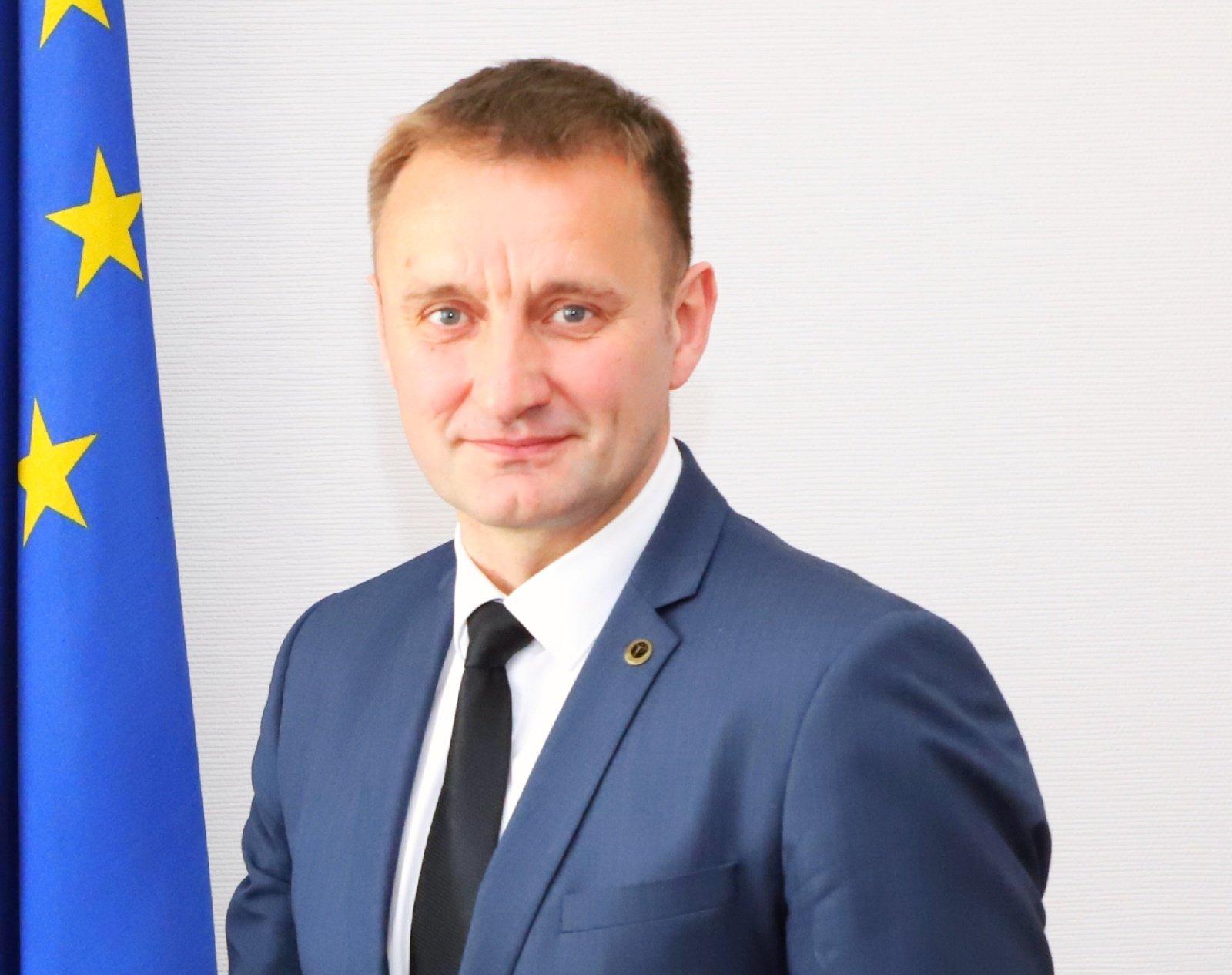 Šiaulių miesto meras sveikina mokytojus
