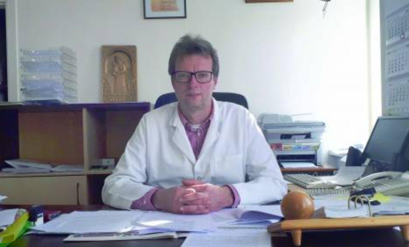 Dr. Audrius Vasiliauskas dirbs Anykščių PSPC