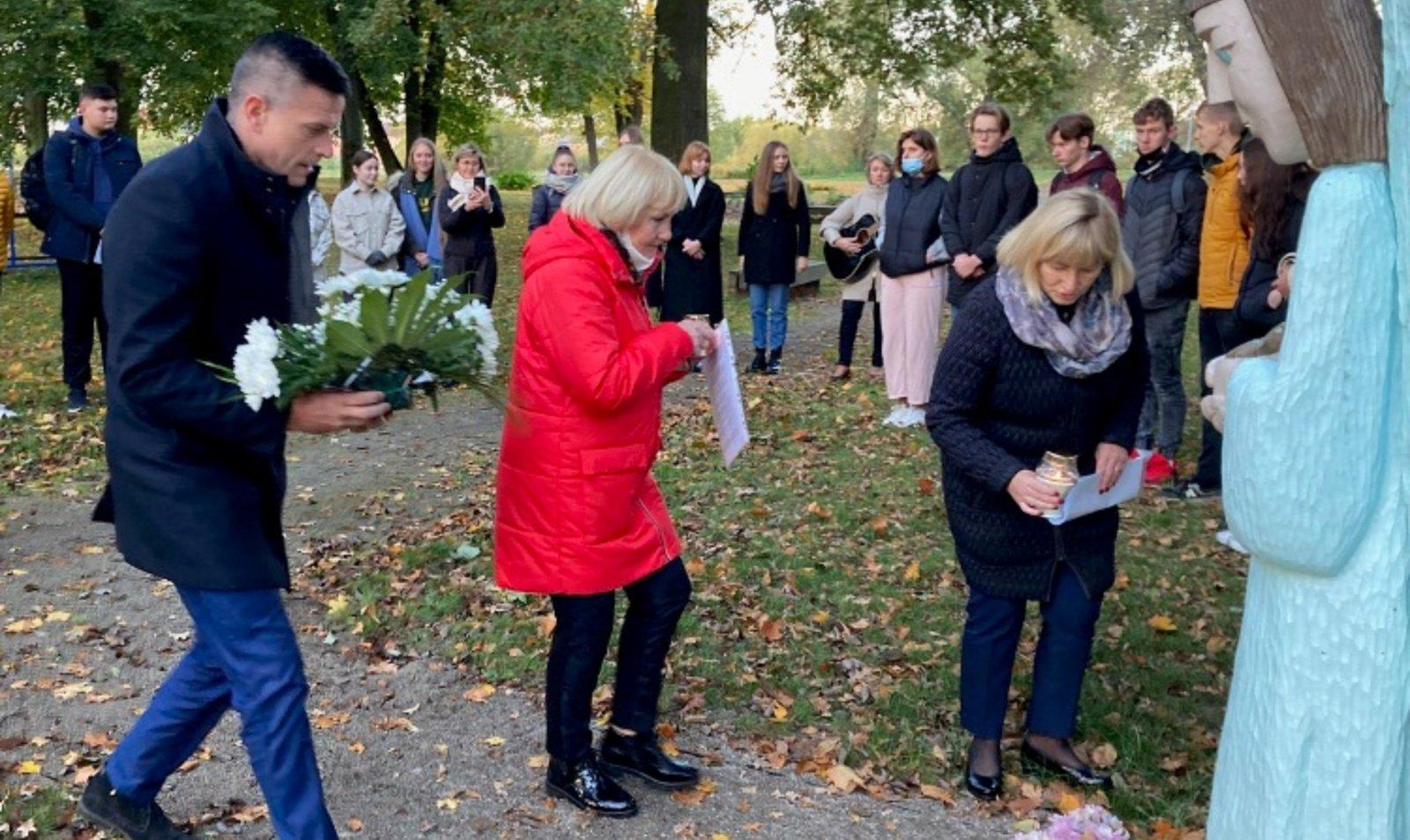 Pagėgiuose paminėta Mažosios Lietuvos gyventojų genocido diena