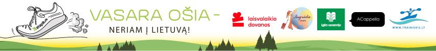 Vasara ošia - neriam į Lietuvą