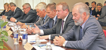 Vakarų Lietuvos merai  išreiškė palaikymą Klaipėdos universitetui