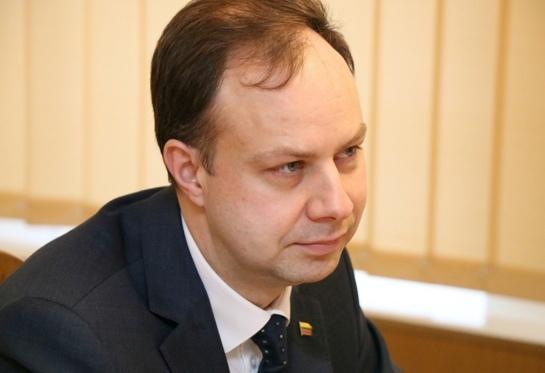 Susitikimas su Lietuvos Respublikos sveikatos apsaugos ministru